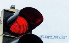 Все о штрафных взысканиях за проезд на красный свет